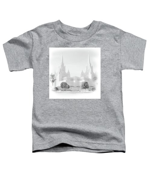 San Diego Lds Temple Toddler T-Shirt