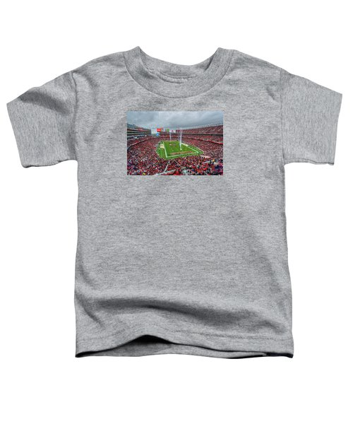San Francisco 49ers Levi's Stadium Toddler T-Shirt