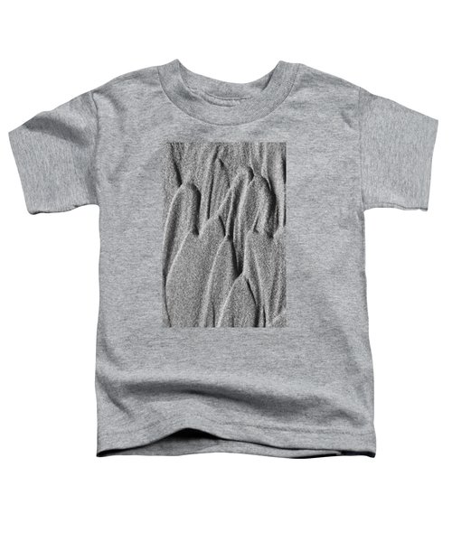 Toddler T-Shirt featuring the photograph Sand Castle by Yulia Kazansky