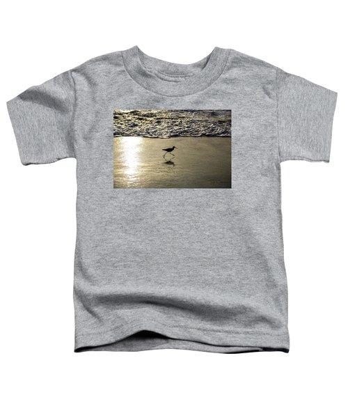 Sand Piper Dash Toddler T-Shirt
