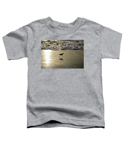 Sand Piper Dash Toddler T-Shirt