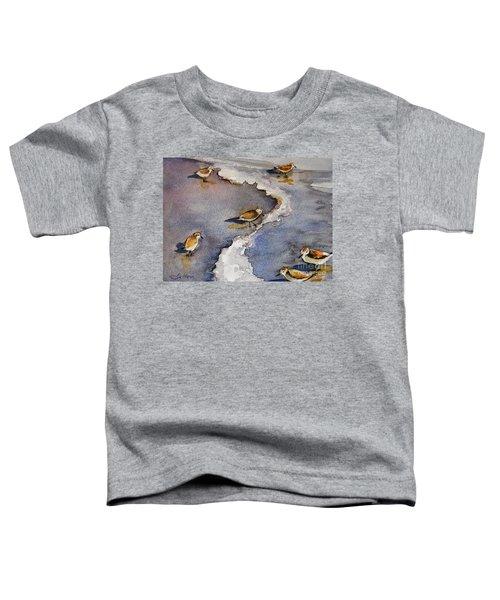 Sandpiper Seashore Toddler T-Shirt