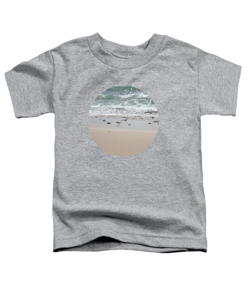 Sandpipers In Tideland Toddler T-Shirt