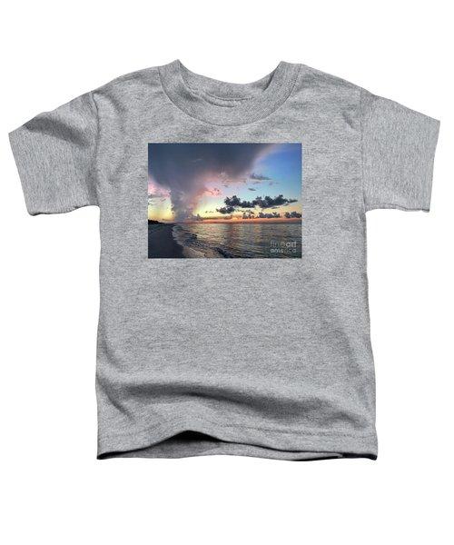 Sanibel Island Sunrise Toddler T-Shirt