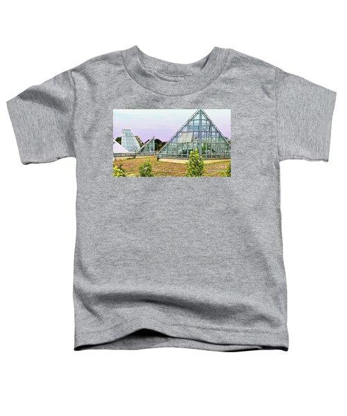 Saolariums At San Antonio Botanical Gardens Toddler T-Shirt