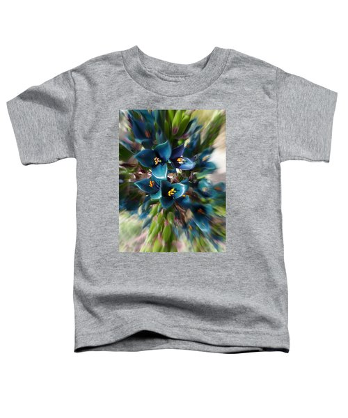 Saphire Tower Toddler T-Shirt