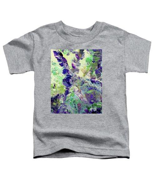 Sapphire Violet Toddler T-Shirt