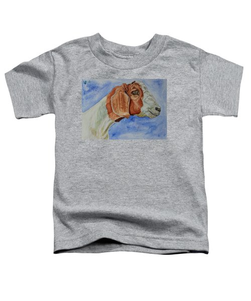 Sara's Goat Toddler T-Shirt