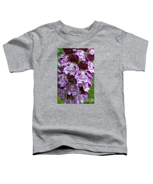 Savage Orchid 2 Toddler T-Shirt