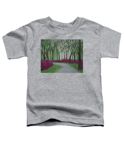 Savannah Spring Toddler T-Shirt
