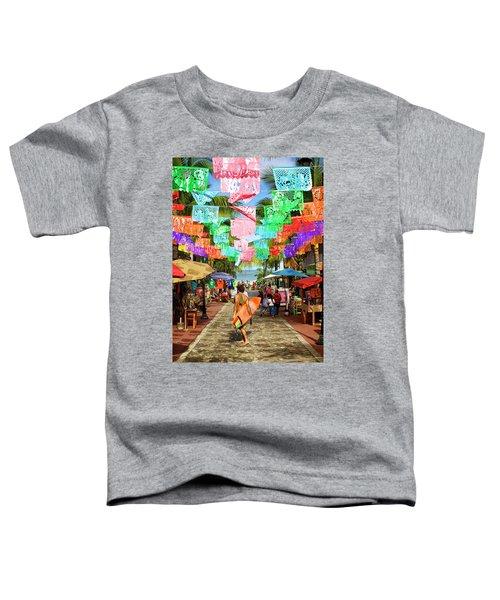 Sayu Flags 2 Toddler T-Shirt