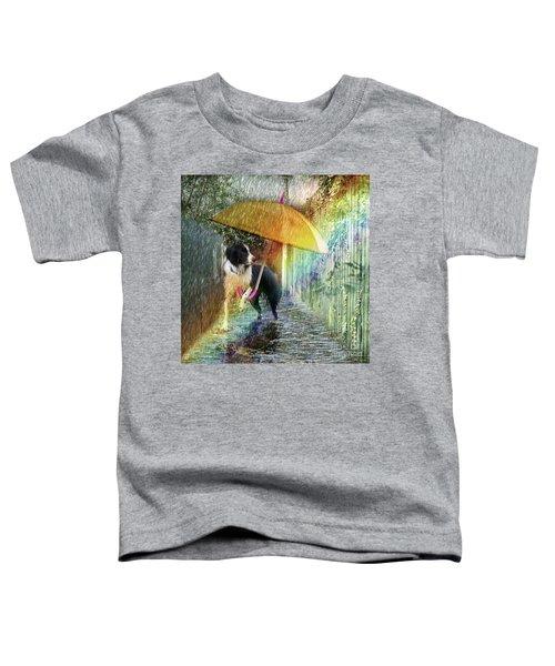 Scary Graffiti Toddler T-Shirt
