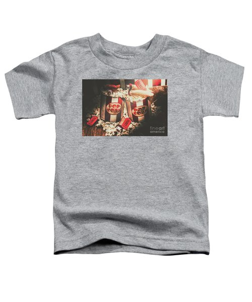 Scary Vintage Entertainment Toddler T-Shirt