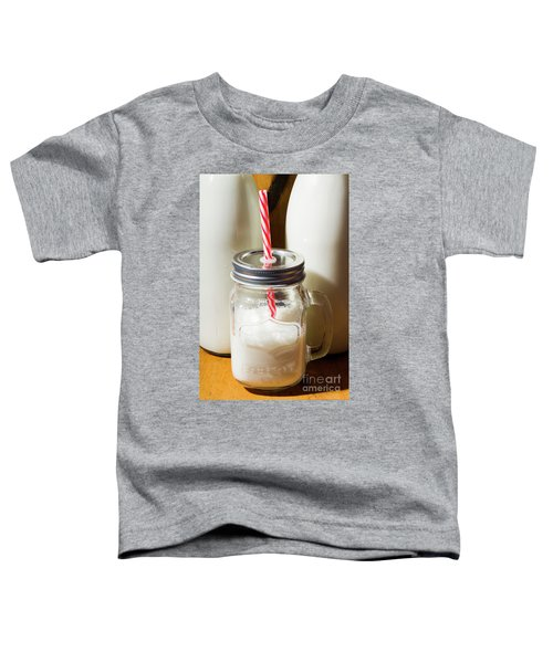 Scenes From The Age Old Milkbar Toddler T-Shirt