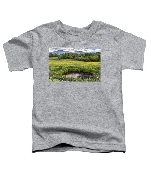 Scenic Pasture Toddler T-Shirt