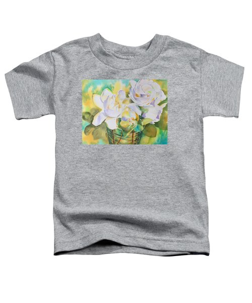 Scent Of Gardenias  Toddler T-Shirt