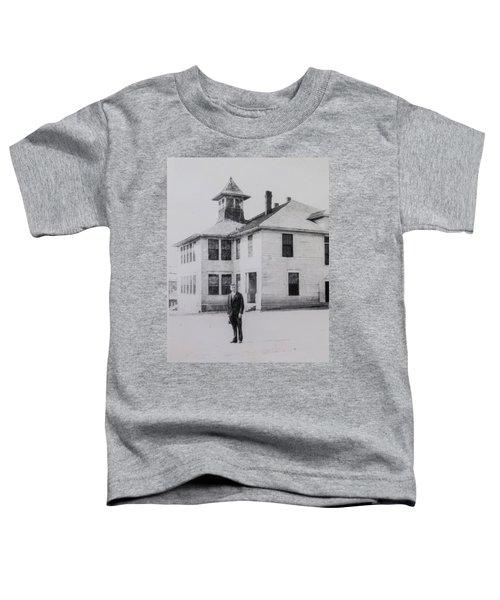 School 1901 Back Toddler T-Shirt