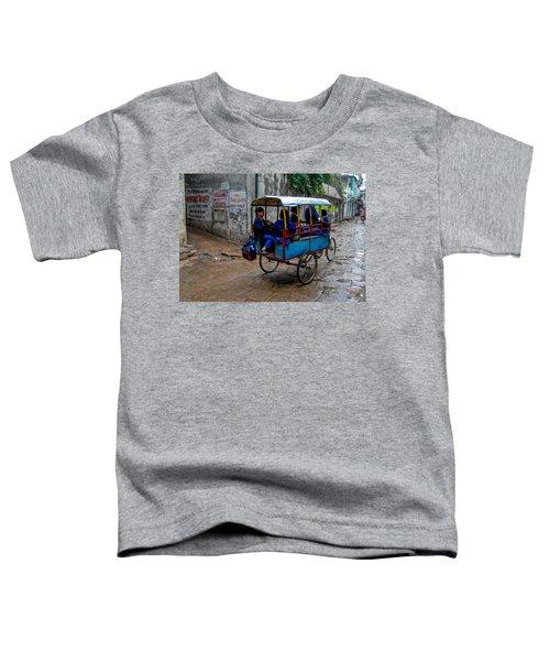 School Cart Toddler T-Shirt