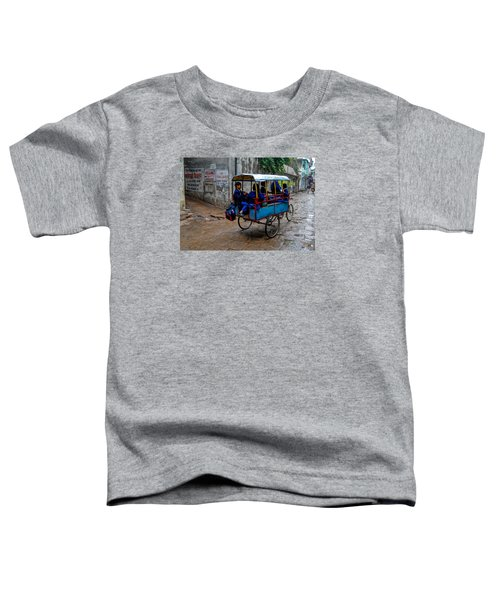School Cart Toddler T-Shirt