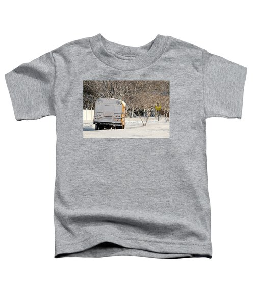 School Is Out Toddler T-Shirt