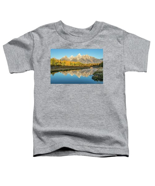 Schwabacher Sunrise Toddler T-Shirt
