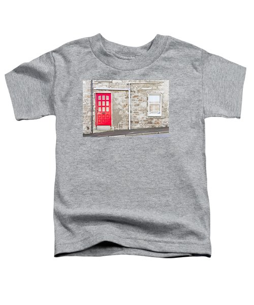 Scottish House Toddler T-Shirt