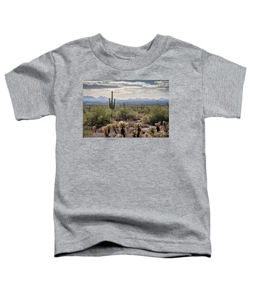 Scottsdale Arizona Toddler T-Shirt