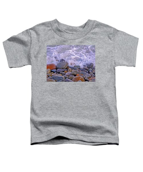 Sea Covers All  Toddler T-Shirt