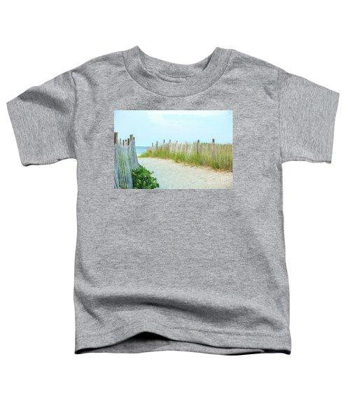 Sea Gull Beach #1 Toddler T-Shirt