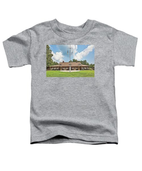 Sea Gull Dinning Hall Toddler T-Shirt