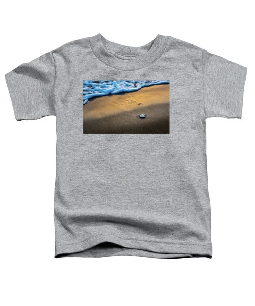 Sea Layers Of Colors Toddler T-Shirt