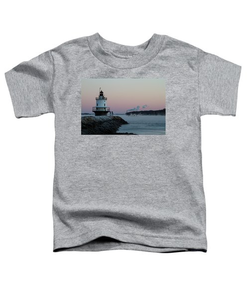 Sea Smoke Toddler T-Shirt