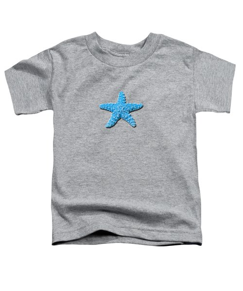 Sea Star Light Blue .png Toddler T-Shirt