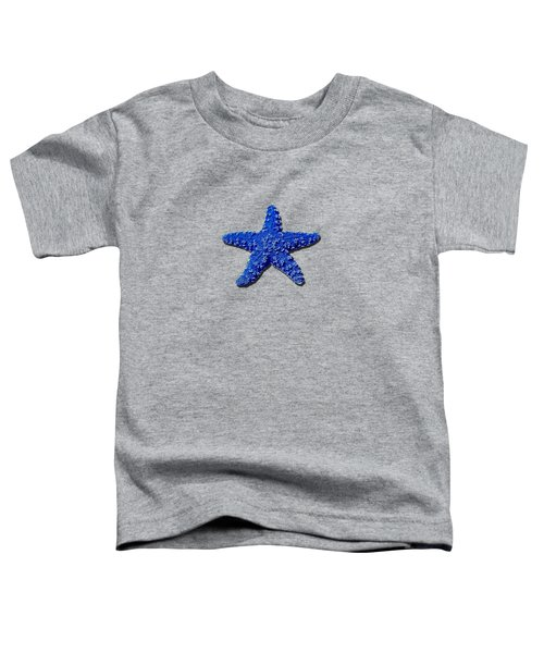 Sea Star Navy Blue .png Toddler T-Shirt