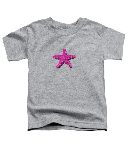 Sea Star Pink .png Toddler T-Shirt