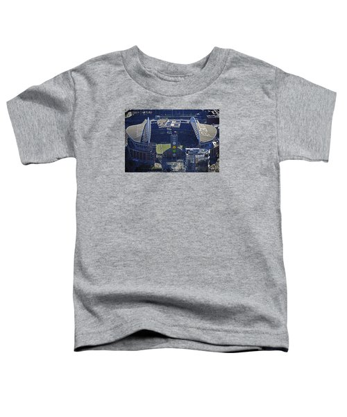 Seahawk Stadium Toddler T-Shirt