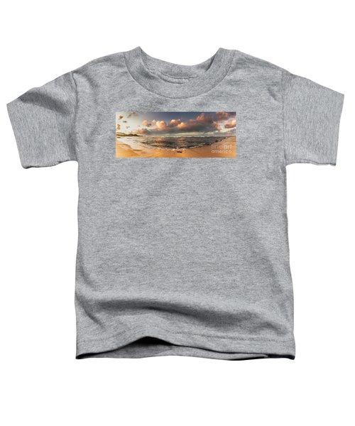 Seashore Splendour Toddler T-Shirt