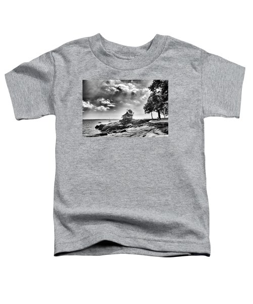Seaside Gazebo Toddler T-Shirt