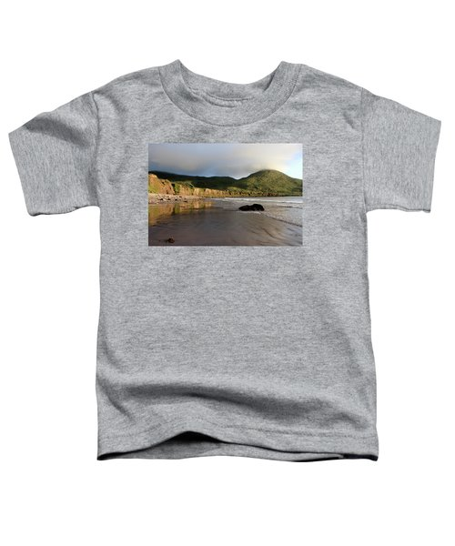 Seaside Reflections, County Kerry, Ireland Toddler T-Shirt