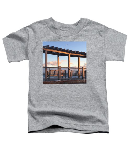 Seaside Seating  Toddler T-Shirt
