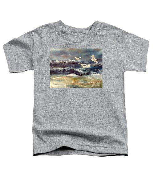 Seaside Serenade Toddler T-Shirt