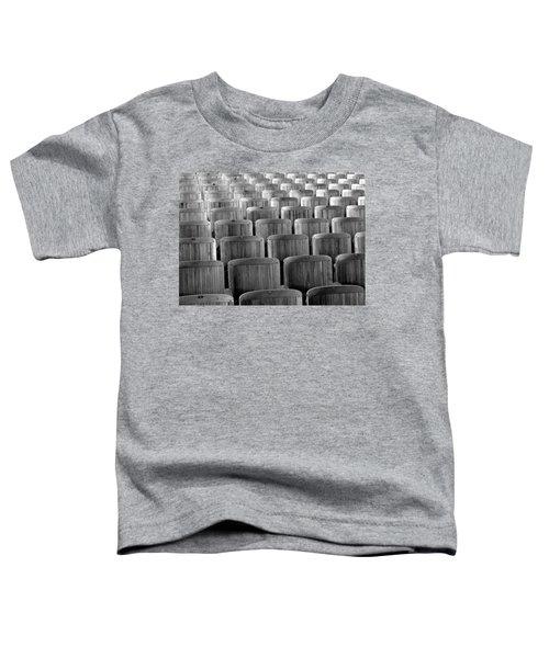 Seat Backs Toddler T-Shirt