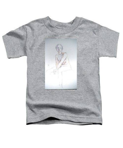 Seated Study 2 Toddler T-Shirt