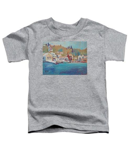 Seaview Lggos Paxos Toddler T-Shirt
