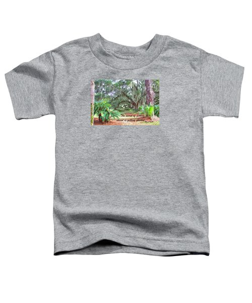 Secret Pathway Toddler T-Shirt