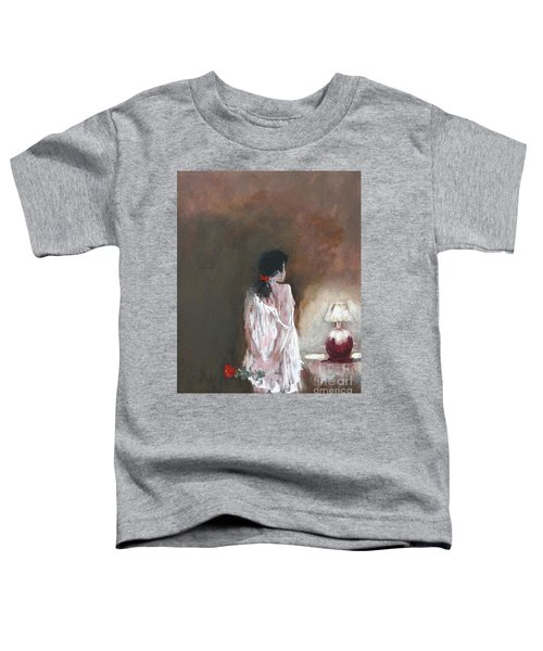 Secret Rose Toddler T-Shirt