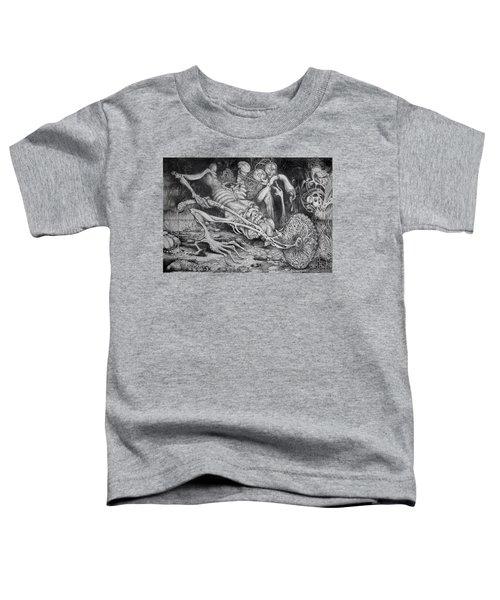 Selfpropelled Beastie Seeder Toddler T-Shirt