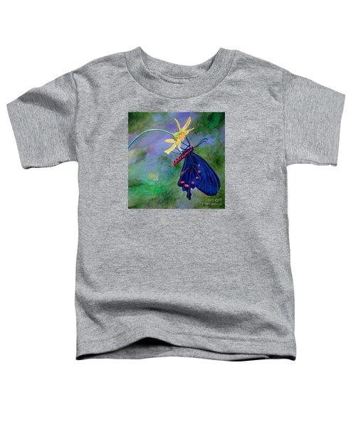 Semperi Swallowtail Butterfly Toddler T-Shirt