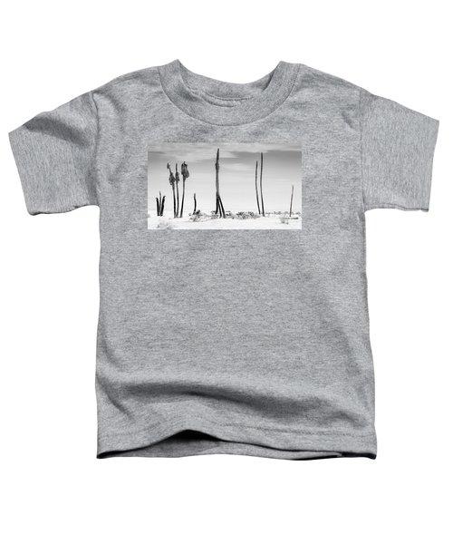 Sentinels Of The Salton Sea Toddler T-Shirt