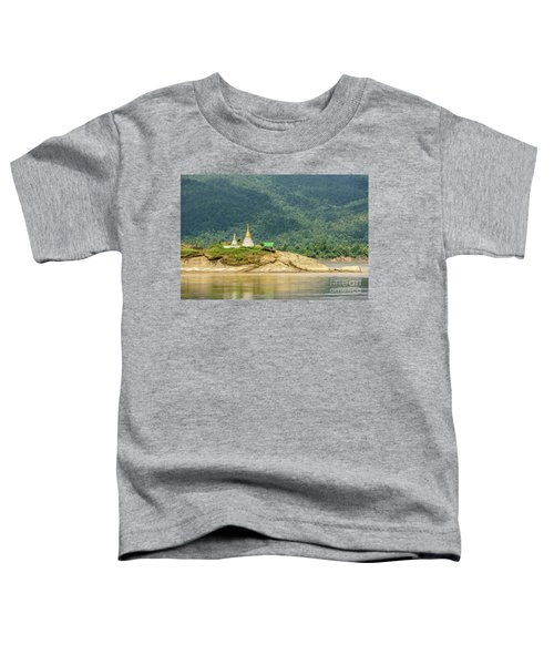Toddler T-Shirt featuring the photograph September by Werner Padarin